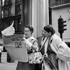 Vivian Maier, Chicagoland, date unknown, 40x50 cm © Vivian Maier / Maloof Collection, Courtesy Howard Greenberg Gallery, New York