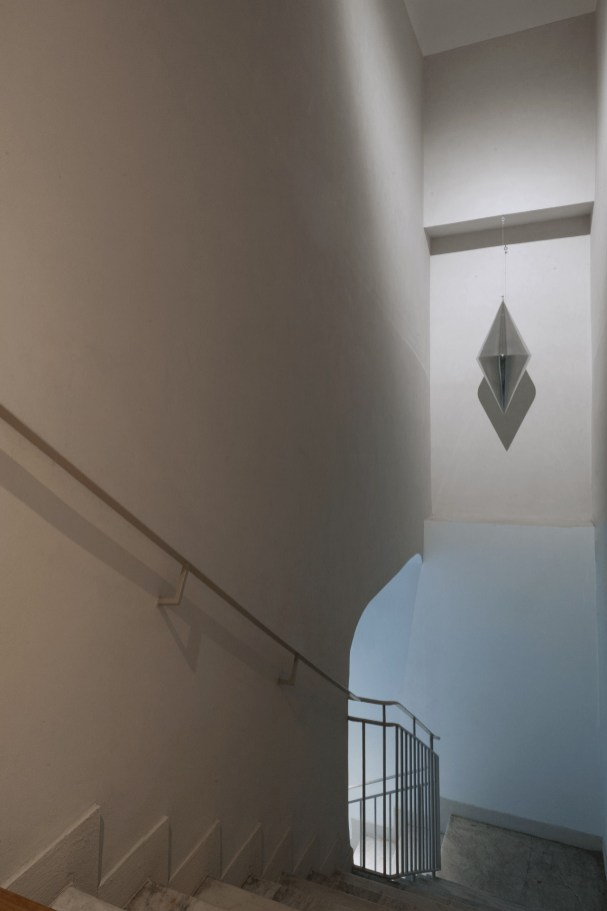 Matteo Negri, Piano Piano ABC-ARTE Genova, installation view, Navigator
