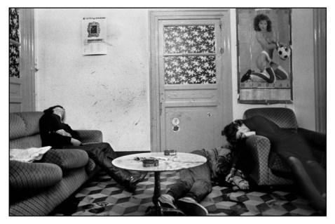 Letizia Battaglia, Triplice omicidio, 1982