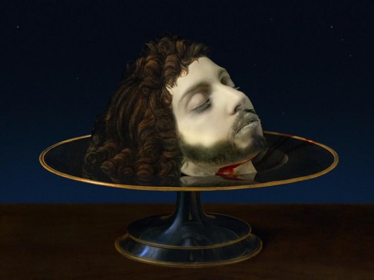 Robert Wilson, Lady Gaga: The head of Saint John the Baptist – Milky Way, Cantautrice, 2013, Colonna sonora / Michael Galasso, ©RW Work
