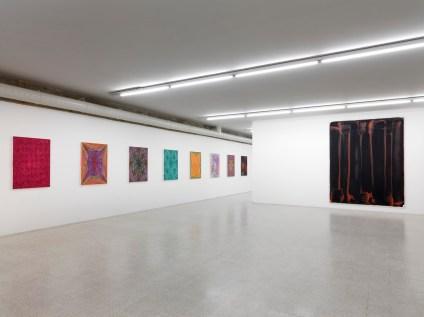 Geometria figurativa, veduta di mostra, Collezione Maramotti, Reggio Emilia. Foto: Dario Lasagni
