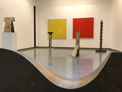 Kengiro Azuma. Infinito MU, veduta della mostra, Lorenzelli Arte, Milano