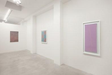 Mario Nigro. Le strutture dell'esistenza, veduta della mostra, Dep Art, Milano. Courtesy Dep Art, foto Bruno Bani, Milano
