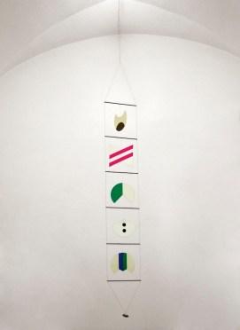 Bruno Munari, Macchina inutile Ed Plura 1933 1993 Courtesy Corraini Arte Contemporanea