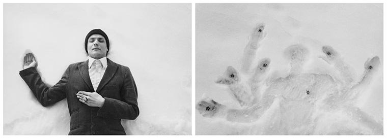 Gian Luca Groppi, Tribute to Ian Curtis, 2014-15, stampa fine art, cm. 50x107