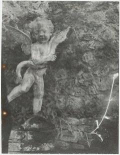Patti Smith, Winged Cherubim, San Severino Marche, 2009, 14 X 11 in (35.6 X 27.9 cm)