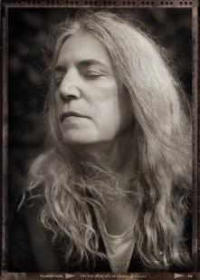 Patti Smith ph credit Férial