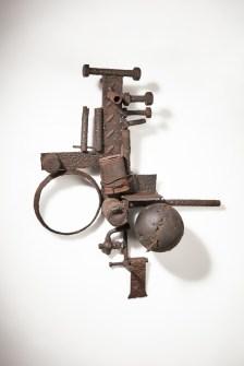 Paul-Wiedmer-Thurgau-1975.-Metallo.-44x54x17cm.-Collezione-dellartista