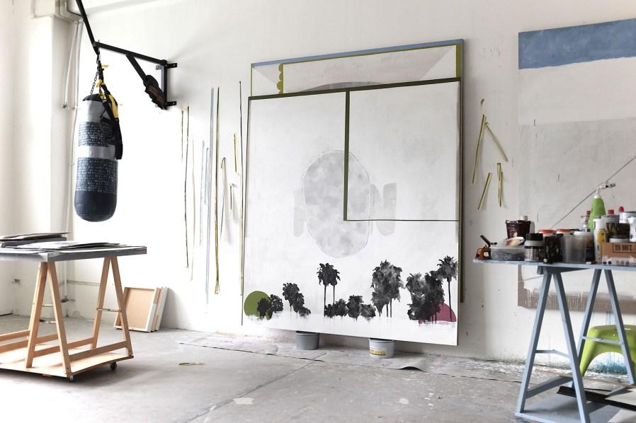 Luca Coser, Derwatt Studio - Trento. Foto: Ulrich Egger