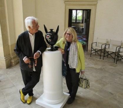 Cleto Munari e Manuela Bedeschi