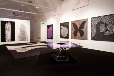 Elia Festa. Nato soprattutto a Milano, veduta della mostra, Galleria Gruppo Credito Valtellinese, Milano
