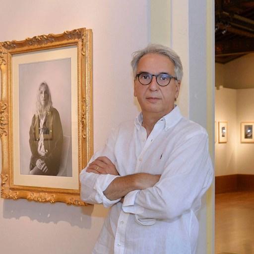 Il fotografo Claudio Barontini