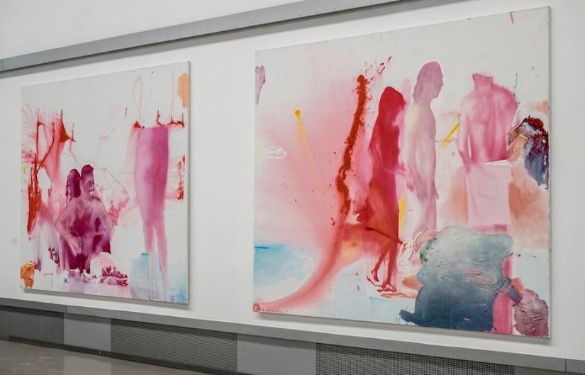 Thomas Lange a Palermo, veduta della mostra, ZAC - Zisa Zona Arti Contemporanee, Palermo Courtesy Atelier Thomas Lange Foto Enzo Alessandra