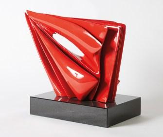 Pablo Atchugarry, Senza titolo, 2016, bronzo, cm 30x39x19,5