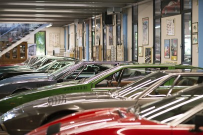 Motor Vallery, a tale. An italian project - Wilfred Lim, Museo Panini, Modena