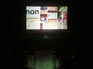 Chiara Pergola. PARЖOUR, veduta della mostra, DISLOCATA spazio espositivo, Vignola (MO)