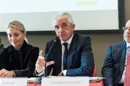 Romano Artoni, consigliere di amministrazione di Veronafiere s.p.a.