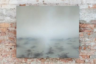 Manuela Sedmach, Heimlich, 2014, acrylic on canvas, 75x90 cm Foto Irene Fanizza