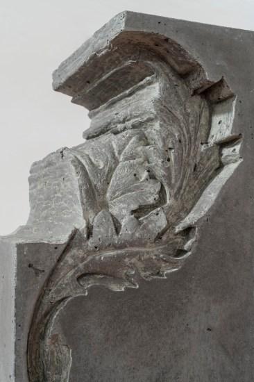 """Ornaghi&Prestinari. Stille, veduta della mostra (""""Inerti"""", particolare), Villa Pacchiani Centro Espositivo, Santa Croce sull'Arno (PI) Foto OKNOstudio"""