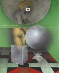 Sergio Fergola, Storia di Pigmalione, l'anima si appaga, 1975, olio su tela, 130x160 cm Foto Fabrizio Stipari / CreVal