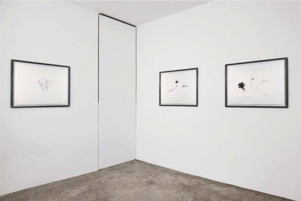Vettor Pisani, veduta della mostra, Cardi Gallery Milano, Milano