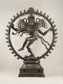 Ignoto, Shiva Nataraja, inizio XX secolo, bronzo, John and Fausta Eskenazi, London © Maggie Nimkin