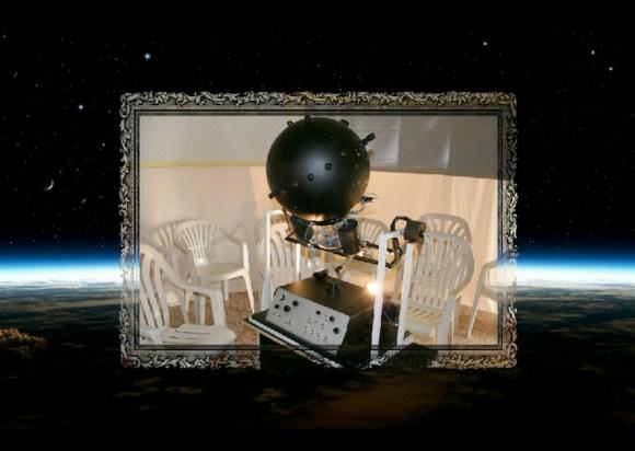 Storia del nostro planetario, (video still)video YouTube, pubblicato dal Gruppo Astrofili Columbia - Ferrara, 2/4/2014 (per Alessandra Messali. Lo Slancio )