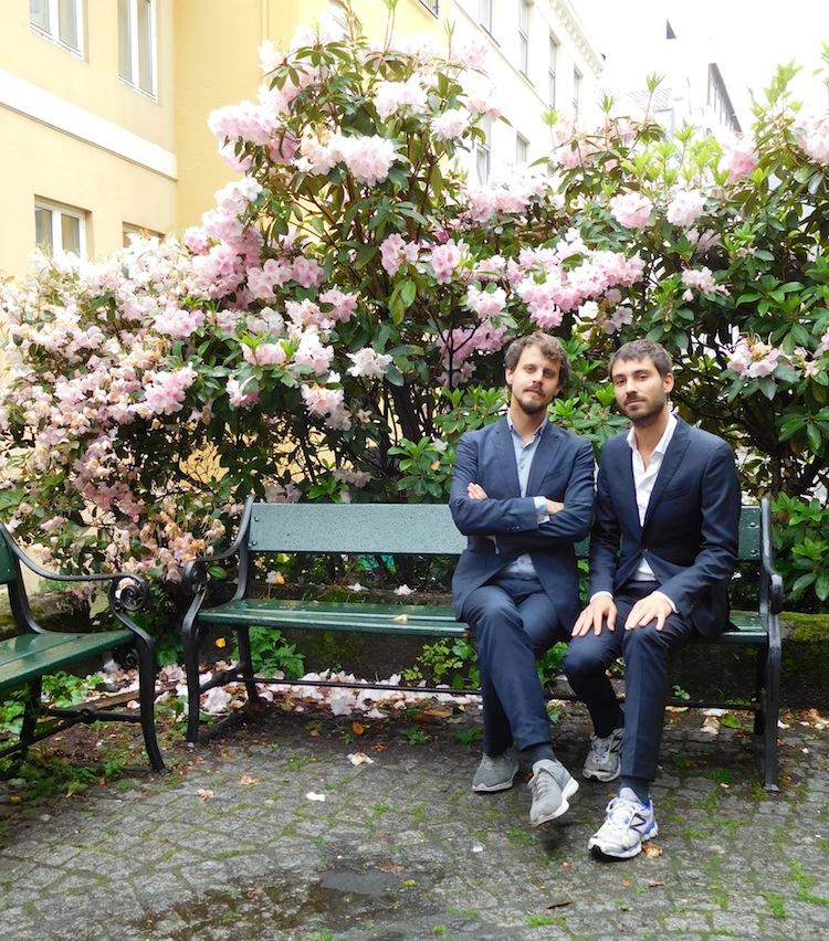 Adriano Wolfert Jensen e Simon Asencio, Galerie