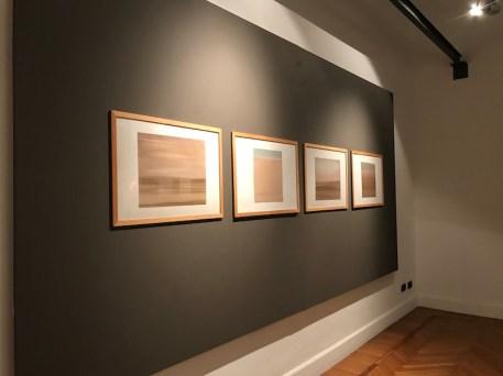 Caos Colore. Biennale d'Arte di Alessandria OMNIA 2018. Anno I, veduta della mostra (Enrico Cattaneo), Palazzo Monferrato, Alessandria
