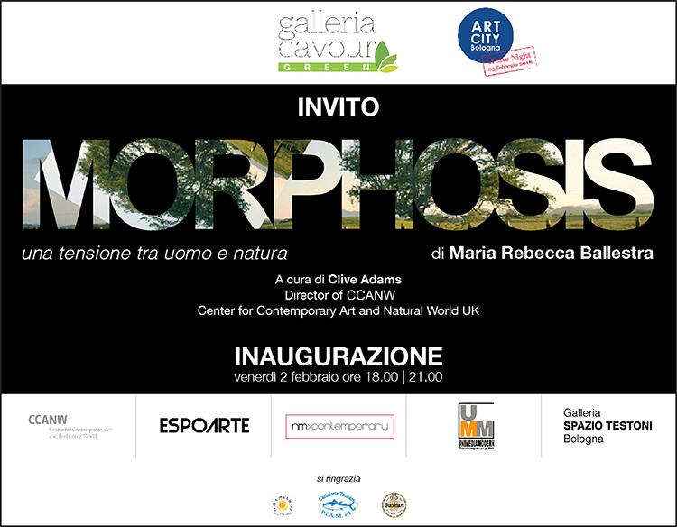 Morphosis, invito