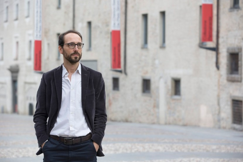 Lorenzo Giusti Foto di Daniela Zedda