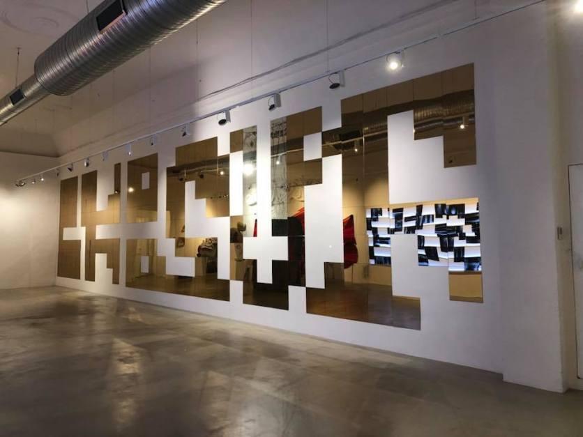 CK8 e SUF! (Cuoghi Corsello), Tutti nudi, Labs Gallery, Bologna, 2018. Foto: Cuoghi Corsello