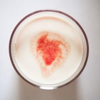 Silvia Bigi, Il sangue e il latte, 2017, dalla serie L'albero del latte, stampa giclée, 40x40 cm