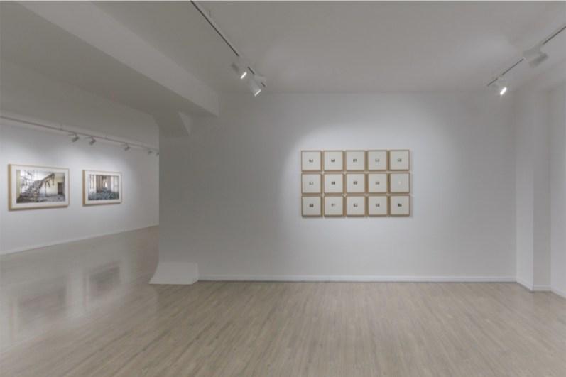 Gohar Dashti. Fragile, handle with care, exhibition view, Officine dell'Immagine, Milano Photo by Elena Radice