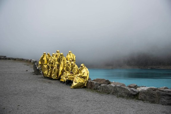 Nicole Weniger, Northen Irland, 2014, fotografia, 70x100 cm, Montrasio Arte Milano