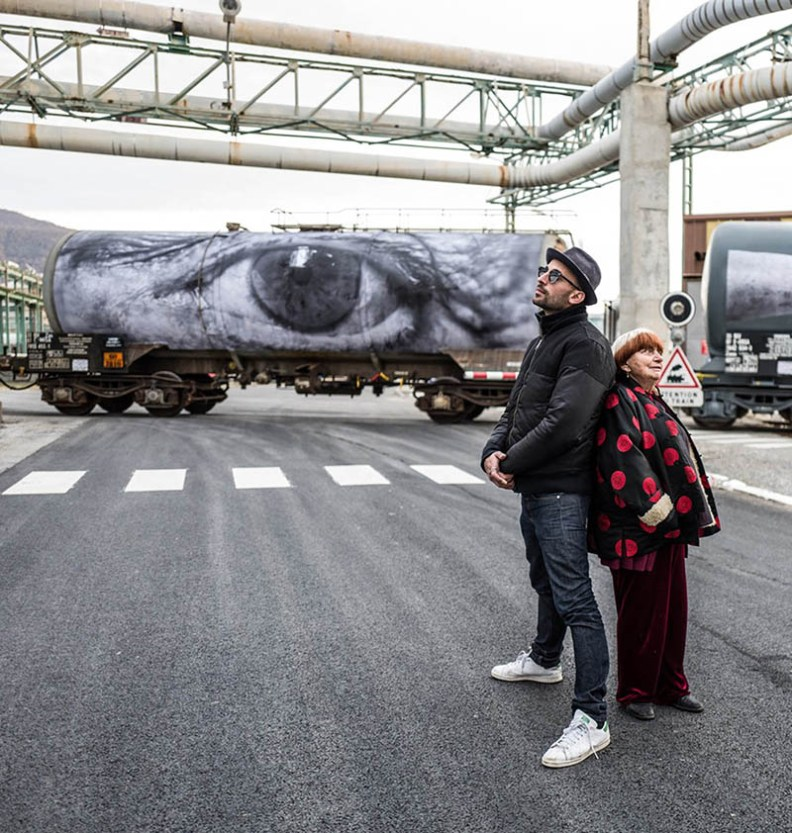 Visages, Villages un film di Agnès Varda e JR