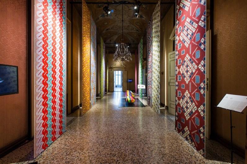 AfricaAfrica, exploring the Now of African design and photography, veduta della mostra, Palazzo Litta Cultura, Milano Foto Fabio Bortot