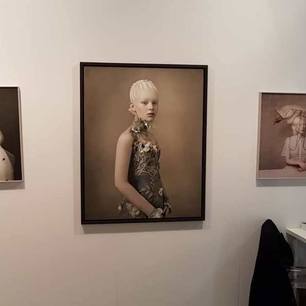Veduta dello stand di Mc2 Gallery, Milano, MIA Photo Fair 2018