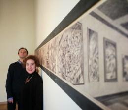 Maria Livia Brunelli e Marcello Carrà