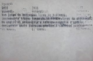 Patrizia Novello, Troppo lungo da aspettare, 2017, olio su tela, cm 100x150