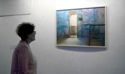 Fragile. Memory, Conflict, Human, veduta della mostra, Mihelič Galerija, Ptuj Foto Srdan Mohorič