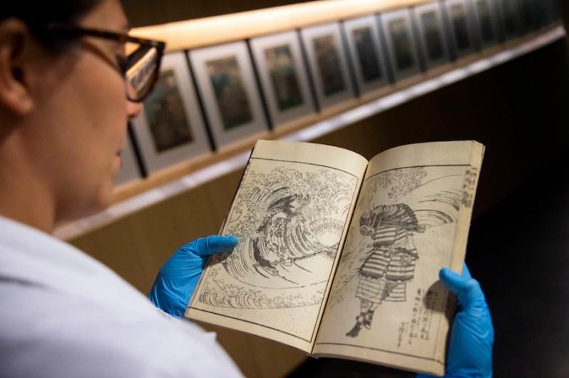 Hokusai al MAO. Otto libri del Maestro esposti nella Galleria Giapponese del Museo d'Arte Orientale, MAO Museo d'Arte Orientale, Torino