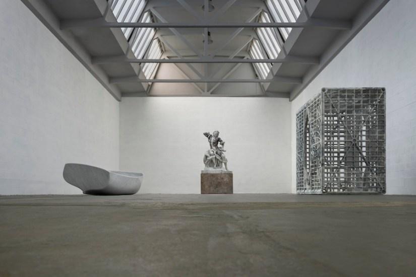 Fabio Viale. Fifteen, installation view, Gagliardi e Domke Gallery, Torino