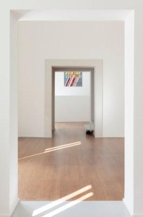Carlo Nangeroni. Il dominio della luce, installation shot, courtesy by ABC-ARTE, credit Ilaria Caprifoglio