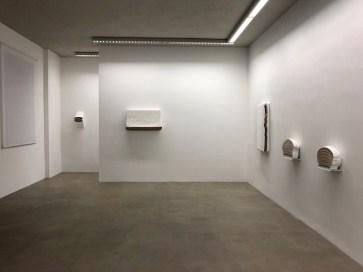 Diego Soldà. Le verifiche del tempo, veduta della mostra, Castel Negrino Arte, Aicurzio (MB)
