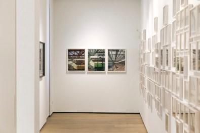 Vincenzo Castella. Milano, veduta della mostra, Building, Milano Photo Credits Building, Milano