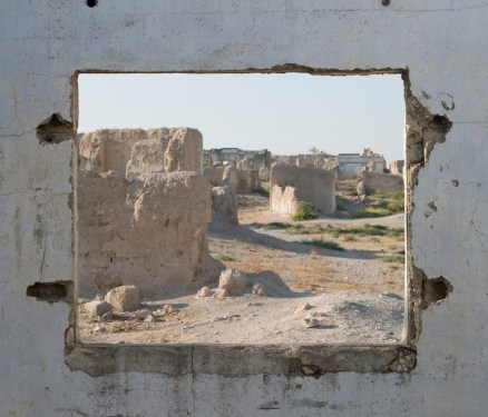 Massimiliano Gatti, Limes #6, fine art inkjet print on Photo Rag cotton paper, aluminium and wooden frame, 60x70 cm
