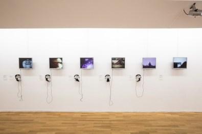 Anna Maria Maiolino. O amor se faz revolucionário, veduta della mostra, PAC Padiglione d'Arte Contemporanea, Milano Foto Nico Covre, Vulcano