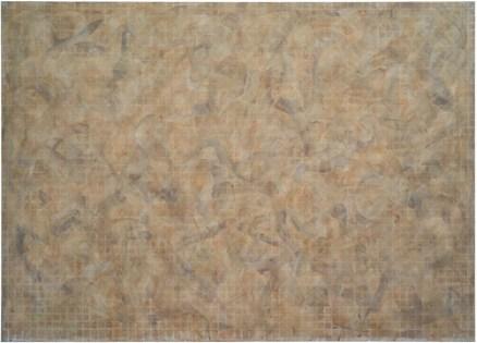 Tomas Rajlich, Untitled, 1974, 180x250 cm, acrilico su tela