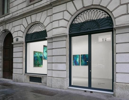 Goldschmied & Chiari. Paesaggi Artificiali, veduta della mostra, Galleria Poggiali, Milano Courtesy of the gallery